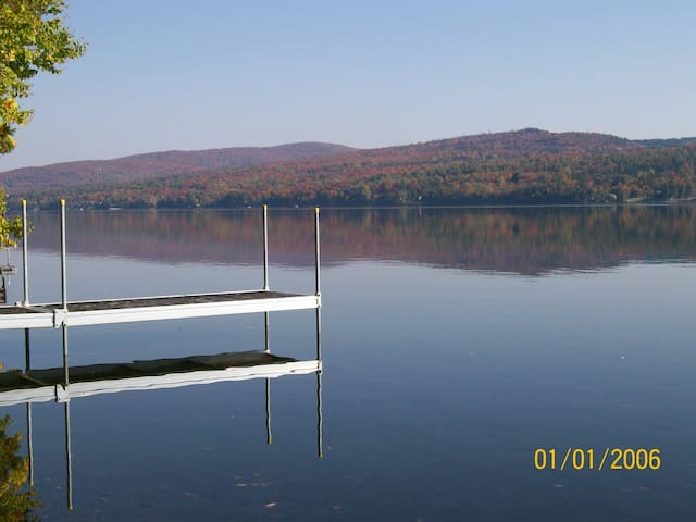 Lake Seymour Cottage