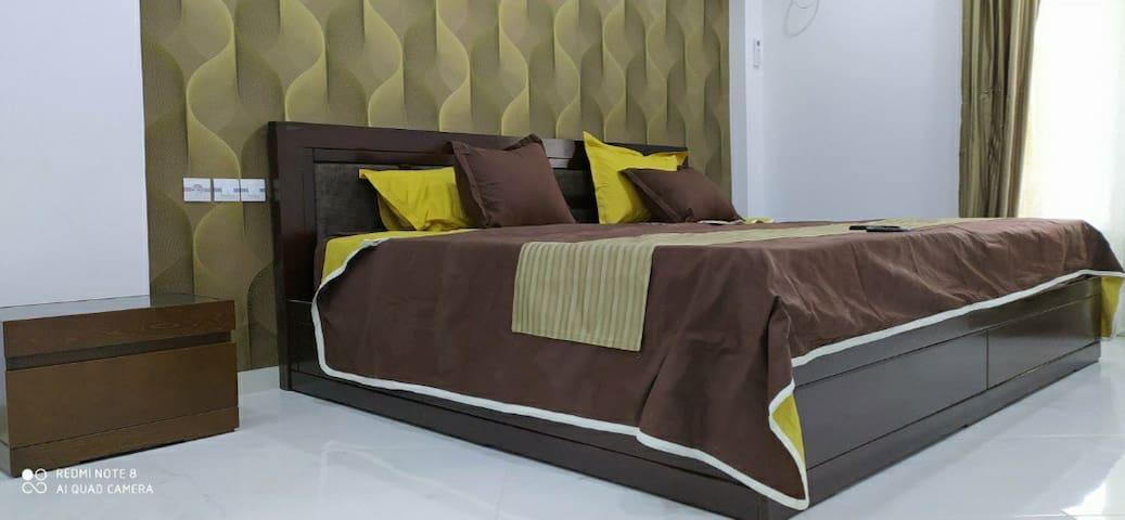 Axxam Nwen, Appartement de luxe - Bejaia