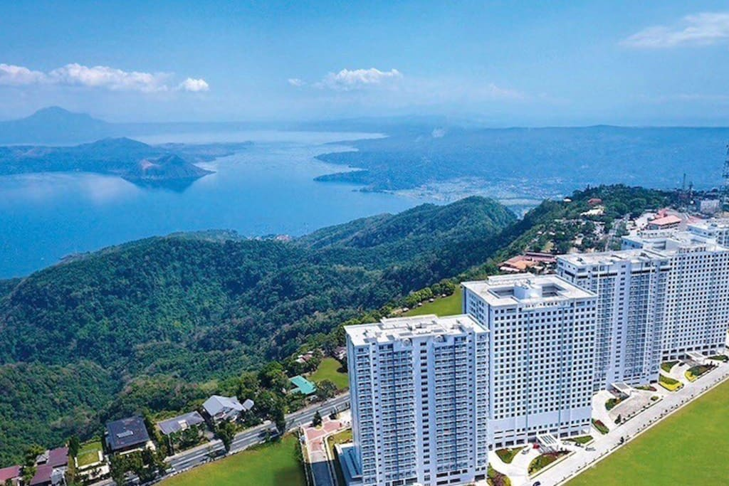 Wind Residences Taal Lake View