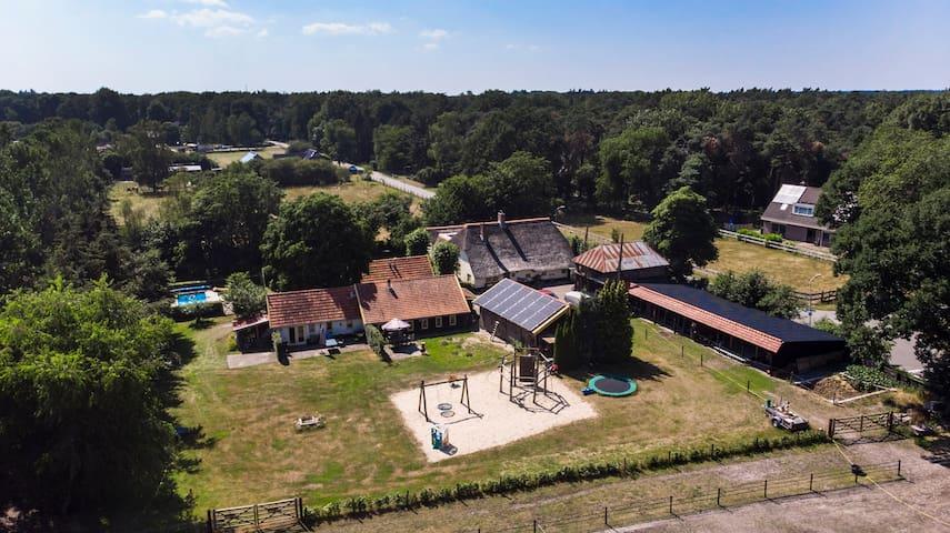 Unique Dutch Farm House on the Veluwe