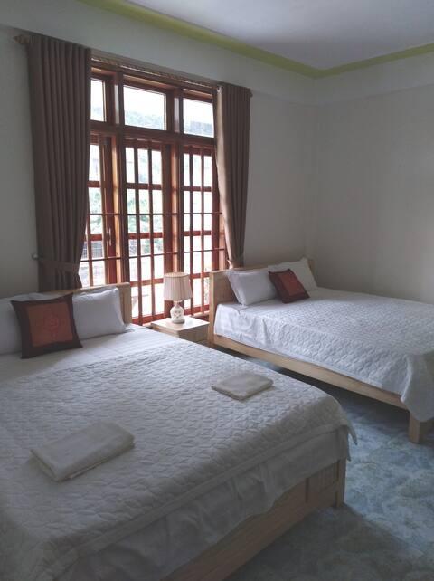 Mini Mansion - Deluxe Quadruple Room