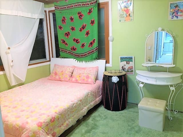 Changwon cozy&clean house. pick up service.