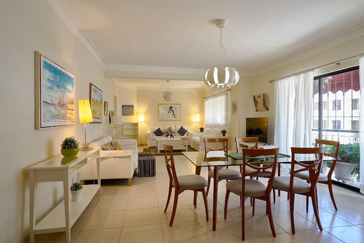 Spacious Apartment in Very Central and Quiet Zone