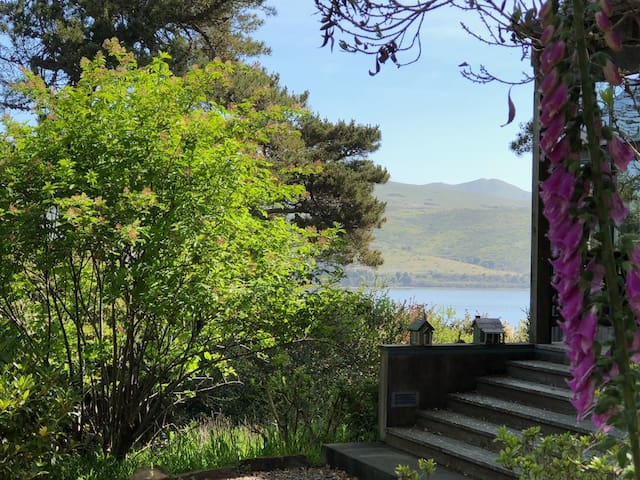 Inverness Writers Retreat Walk to Tomales Bay