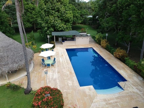 Country house with private pool, BBQ and Kiosk