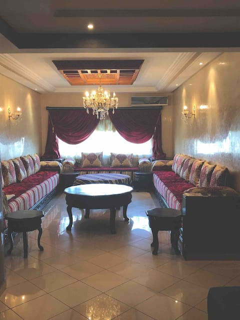 Meknès Hamria2 bed 4 sleep Apartment Centre ville