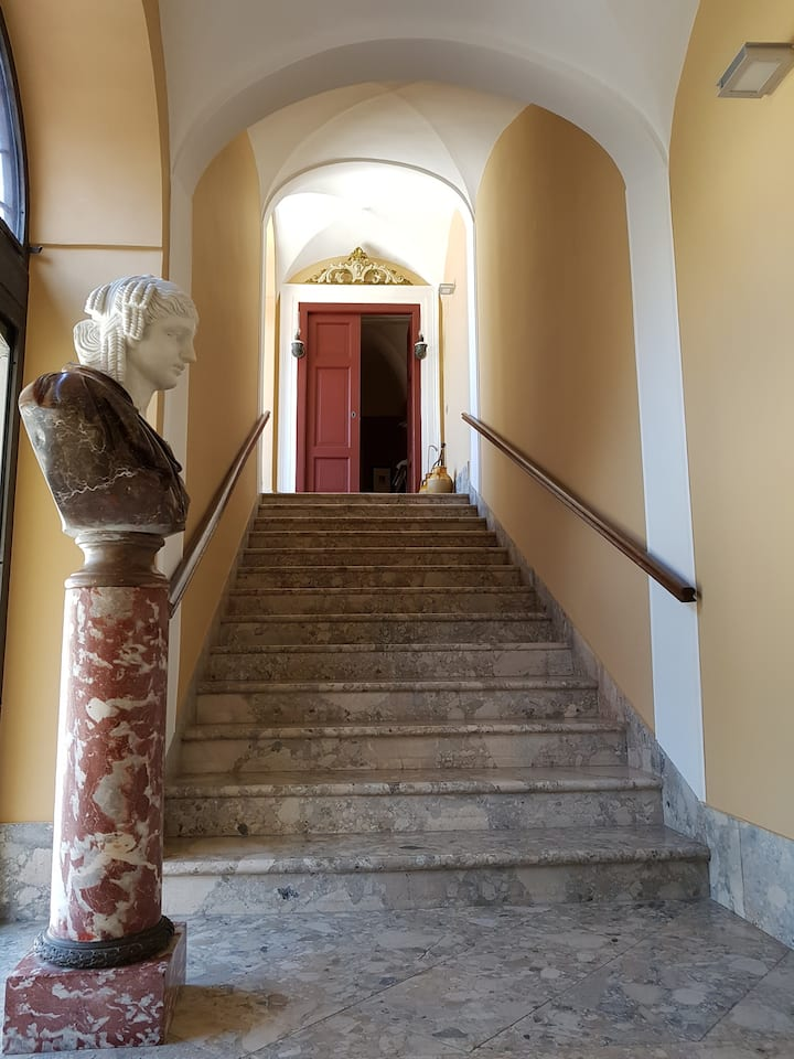 Palazzo Santoro Sifola Galiani