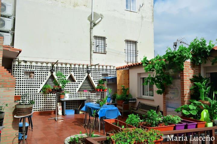 Casa en el casco histórico  Cáceres - Casa Inés