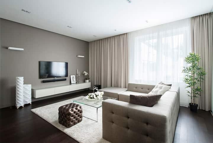 A CENTRAL PRIVATE 3 BEDROOM CONDO, IN KOLOLO