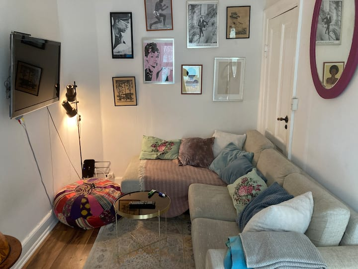 Apartment in the heart of Frb Copenhagen NO SHOWER
