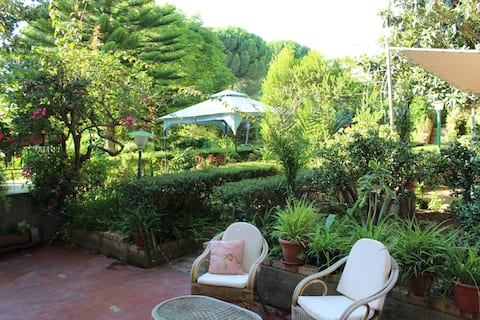 JOY Friends & Breakfast - Villa con giardino