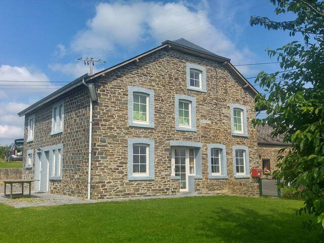 Vakantiehuis La Roche-en-Ardenne