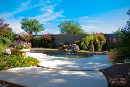 Phoenix Arizona Oasis Relaxation - Casa