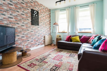 Castle View Apartment - Cardiff North - M4 J32 - Tongwynlais - Pis