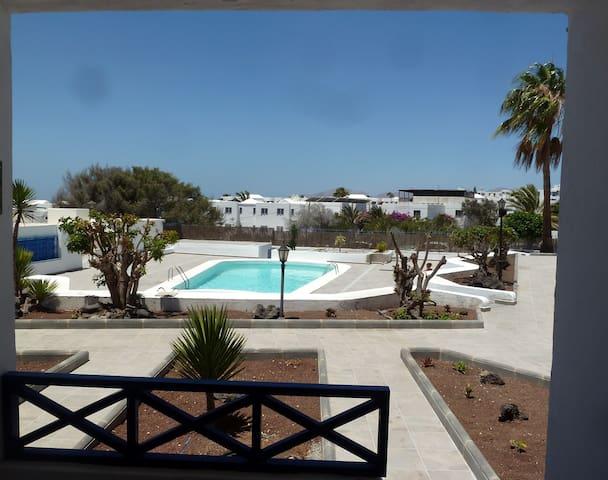 Spacious apartment, central Puerto del Carmen