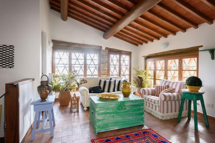 Casa Isabella Borgo San Vincenti - San Vincenti - House