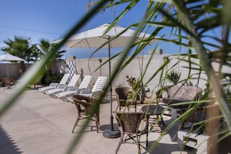 Villa Barletta appartamento a piano terra numero 2