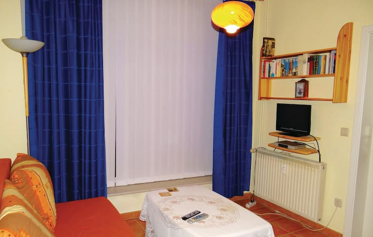 Holiday apartment with 1 room on 21 m² in Schönberg