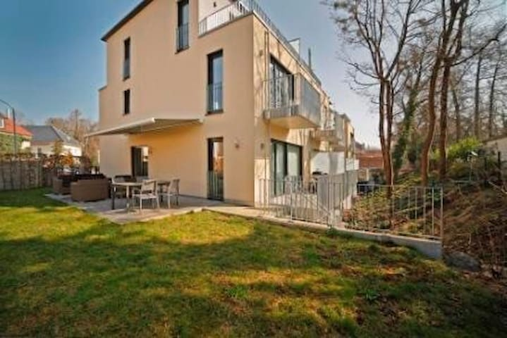 luxury house with large garden. NEW - Munich - Hus