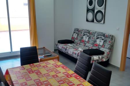 Apartamento con amplia terraza - Moncofa