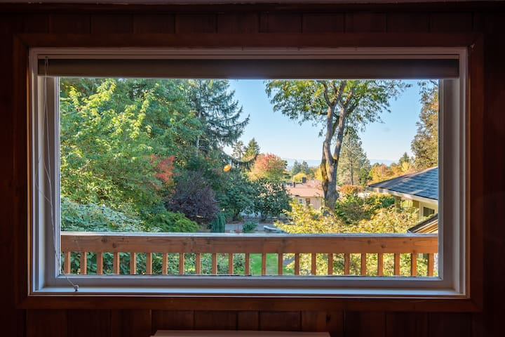 1950's Apartment with a View - Portland West Hills