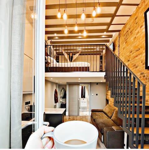 Mezzanine Loft in Notting Hill - Kensington Palace