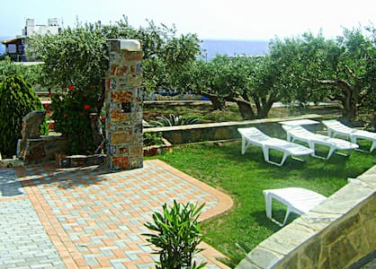 Apartments Paradise Ferma Crete - Ferma - Huoneisto
