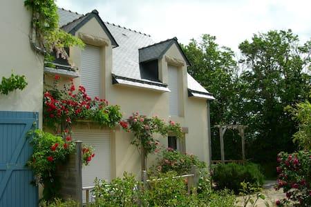 Appartement dans maison proche Golfe du Morbihan