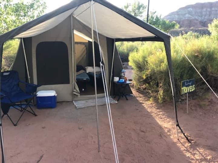 Tiny Travels-Buddy Package-Zion NP