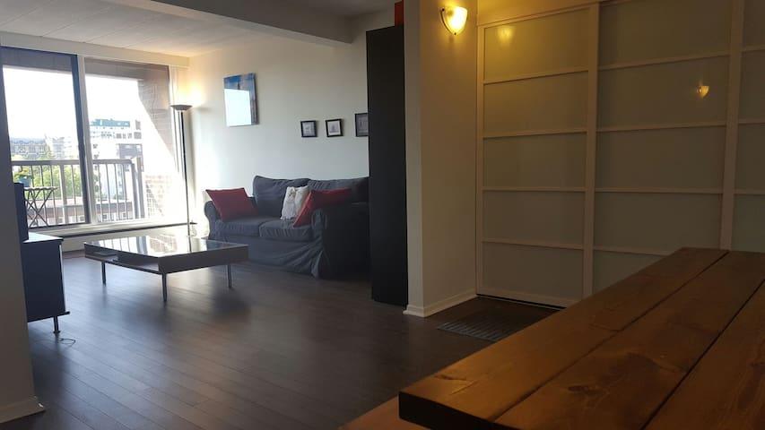Downtown Spacious Modern Apartment - Ottawa - Leilighet