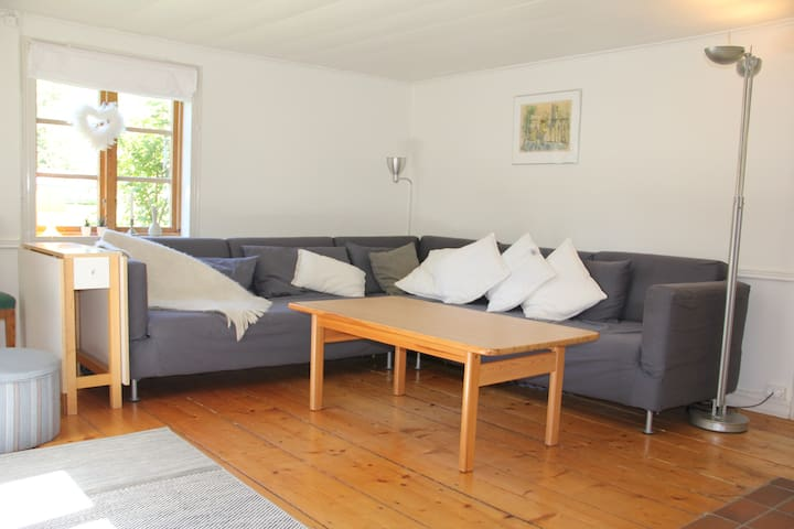 Charming and traditional Swedish cottage - Vreta Kloster - Cabaña
