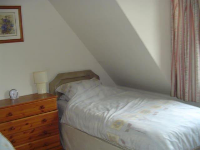 Twin Room - Shared Facilities - First Floor