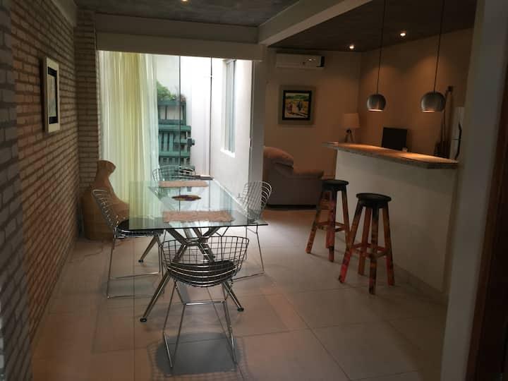 Apartamento Cálido 100% Equipado - Zona Shoppings