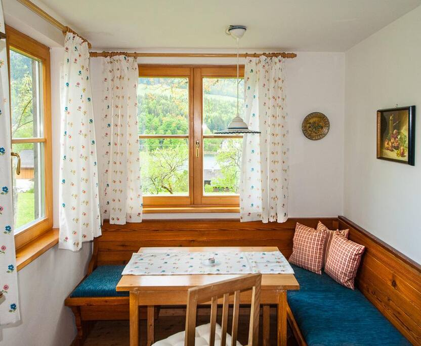 Küche - Sitzecke