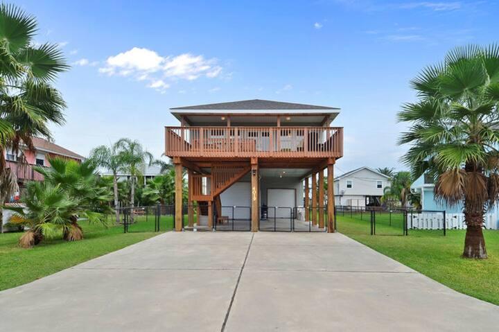 Villa Capiz Beach Retreat-Modern/Bright/Families