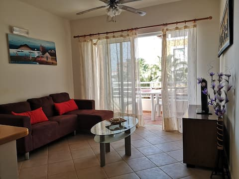 Big 2 Rooms Apt-3min plage -WIFI- ARCO IRIS MAISONS