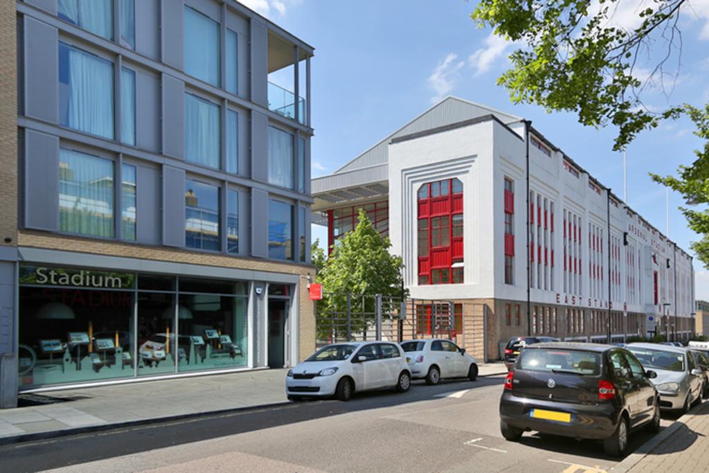 Highbury Stadium Apartment Flats For Rent In London United Kingdom
