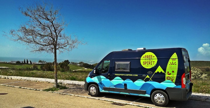 The best campervan for unforgettable moments!