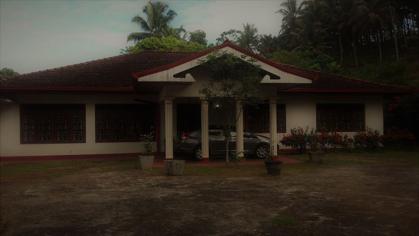 Avissawella Bungalow - The relaxed and peaceful