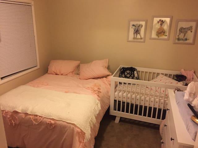 Super Bowl Last Minute Bedroom - San Leandro - Apartemen
