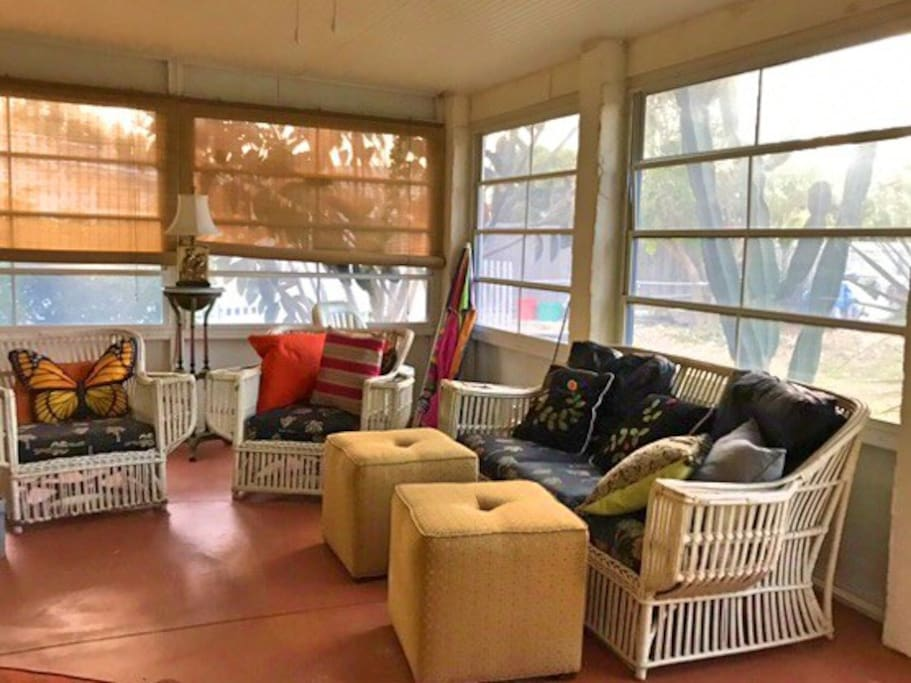 Lanai / Porch / Florida room