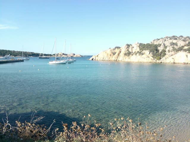 Villetta sleeps 6 - 50mt from the beach