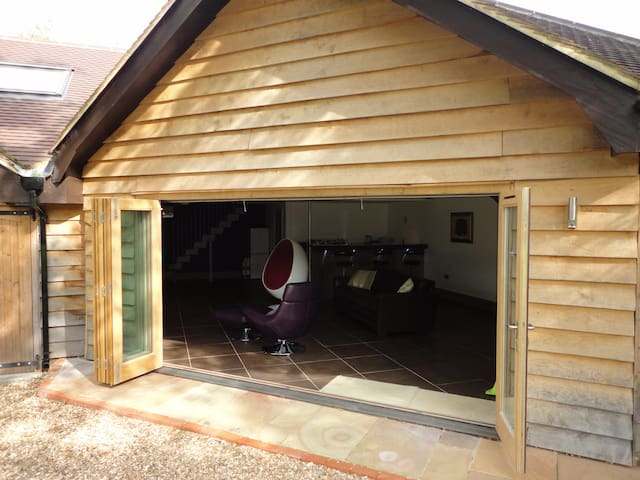 Contemporary annexe - West Sussex - Altro