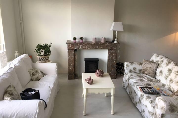 Mooi, gerenoveerd appartement in oud Hillegersberg - Rotterdam - Apartment