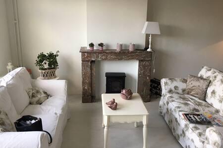 Mooi, gerenoveerd appartement in oud Hillegersberg - 鹿特丹 - 公寓