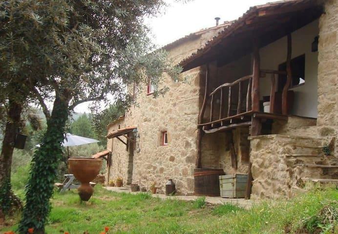 Os Resineiros - Casas Tanque/Adega - Pure nature - Leiria District - Vacation home