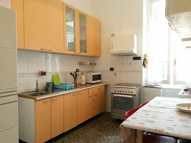 Camera singola Genova Portello-De F
