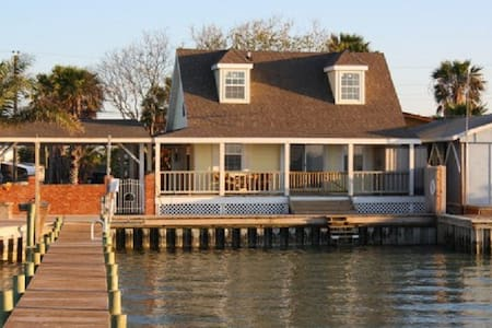 Beautiful Bay House Copano - Rockport - House