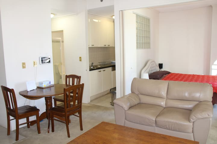 1 Bedroom (compact) Furnished