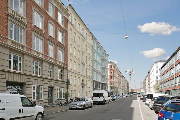 Charming apt. In the City Centre of Copenhagen - København - Selveierleilighet